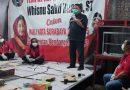 <span style='color:#ff0000;font-size:12px;'>Pilkada Surabaya  </span><br> Relawan WS Dirikan Posko Pemenangan