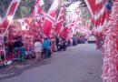Dampak Covid-19, Pedagang Kampung Bendera Tawarkan Melalui Online