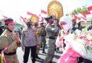 Perkuat Sinergitas TNI-Polri Guna Tingkatkan Disiplin Protokol Kesehatan di Masyarakat