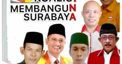 koalisi membangun surabaya 2