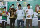 <span style='color:#ff0000;font-size:12px;'>Pilkada Surabaya  </span><br> Harlah PKB Jadi Ajang Sosialisasi Mujiaman Bacawawali, Cak Syafak: Kalau Pak MA Cocok, Monggo!