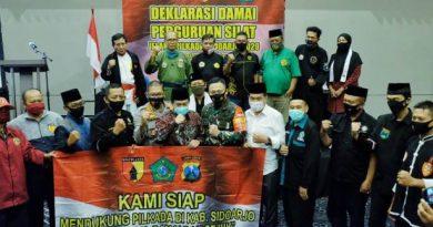 perguruan silat deklarasi damai 1