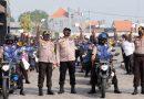 Polresta Sidoarjo Salurkan Bantuan Sembako dan Alkes dari Kapolri