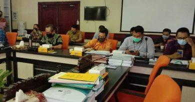 komisi b dprd hearing