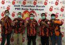 Peringati HUT ke-61, Pemuda Pancasila Surabaya Gelar Aksi Sosial
