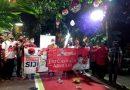 <span style='color:#ff0000;font-size:12px;'>Pilkada Surabaya  </span><br> Survei Eri-Armuji Unggul 6 Persen, Warga Bergairah dan Posko Makin Semarak