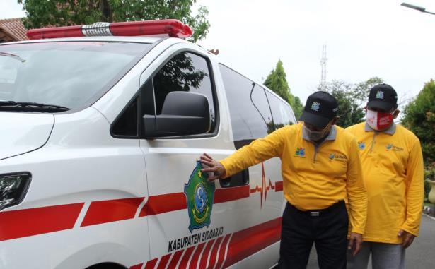 ambulan untuk puskesmas