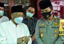 Silaturahmi Ke Ketua MUI Jatim, Kapolda Jatim Diberi Resep Iman dan Imun