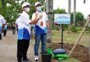 Dukung Lingkungan dan Udara yang Lebih Baik, Pertamina dan Pemkab Sidoarjo Tanam Pohon Bersama