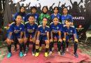 Tim Futsal Putri Surya Kabar Ikut Turnamen di Jogjakarta
