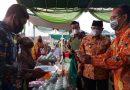 Gerakkan Usaha Mikro dengan Transaksi Non Tunai, Cak Hud Apresiasi Camat Buduran
