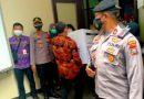 Polisi Perketat Pengamanan Distribusi Vaksin Covid-19 Gelombang Pertama di Sidoarjo