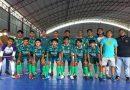 <span style='color:#ff0000;font-size:12px;'>Liga Futsal Garuda U-21 2021  </span><br> Nisrina FC Pimpin Klasemen di Matchday Pertama
