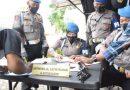 Minimalisir Pelanggaran, Bid Propam Polda Jatim Gelar Ops Gaktibplin di Polresta Sidoarjo