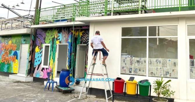 mural kampung sampah 1