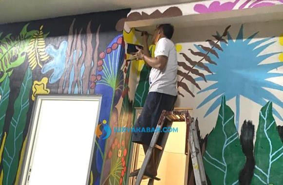 mural kampung sampah 2