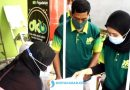 Pegadaian Syariah Sidoarjo Salurkan DKU juga Edukasi Masyarakat tentang Investasi