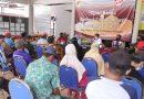 Tjiwi Kimia Berbagi untuk Negeri Bersama Forwas: Beri Bantuan Sembako ke Warga Gemurung Sidoarjo