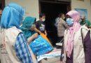 Smamda Sidoarjo Bagikan 238 Paket Bingkisan Lebaran untuk Warga Sekitar Sekolah