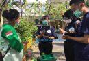 Pemuda Peduli Lingkungan Asri dan Bersih Kunjungi Kampung Edukasi Sampah Sekardangan Sidoarjo