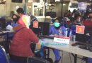 GM-FKPPI Cabang Sidoarjo Libatkan Diri Menjadi Relawan Vaksinasi Puspenerbal