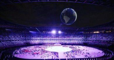 olimpiade tokyo pembukaan