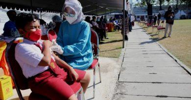 vaksin pelajar sd