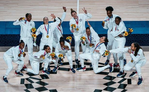 amerika basket putri juara