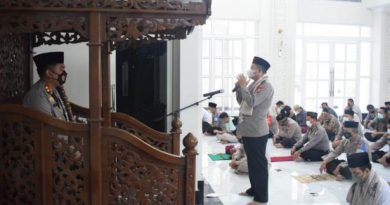 masjid polresta