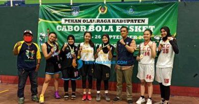basket putri juara