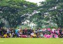 Bulldozer Family Vs Buncit FC, Syahrial Ashari Raja Tendangan Penalti, Sulton Achirudin Hat-trick