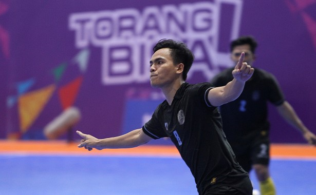 Futsal Jawa Timur kandaskan Jawa Barat