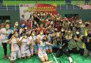 Juara Porkab Sidoarjo 2021, Putri Tulangan dan Putra SMA Bhayangkari Ukir Sejarah Handball Sidoarjo