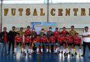 Gol Iko Uwais Bawa Sukodono Lolos ke Final Futsal Putra Porkab Sidoarjo 2021