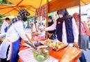 Vaksinasi di Banyuwangi Berpadu dengan Kuliner UMKM dan Kesenian Rakyat