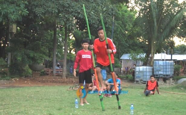 Ini Hasil Pekan Olahraga Tradisional Jatim 2021 dan Jadwal Semifinal Cabor Hadang dan Dagongan