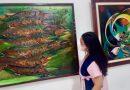 Dekesda Gelar Pameran Lukisan Lintas Generasi