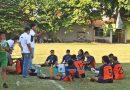 Merpati FC Bangkit, Bekuk Bintang Putra 4-1 di Kelas Utama Kompetisi Askab PSSI Sidoarjo 2021