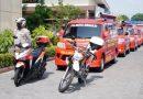 Polresta Sidoarjo Luncurkan Kendaraan Bermotor Vaksinasi Keliling Desa