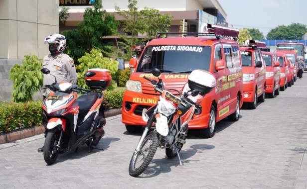 mobil keliling desa